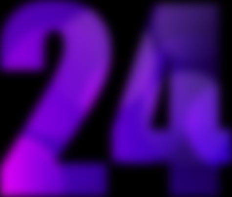 картинки цифр 24
